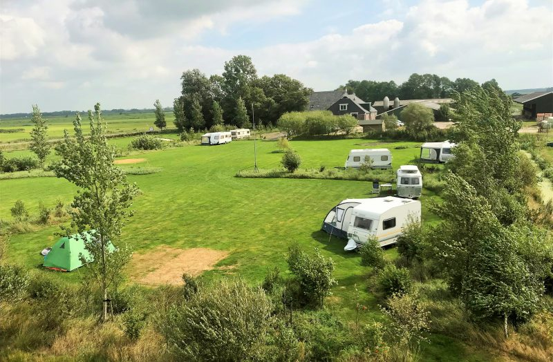 Een mooi campingseizoen